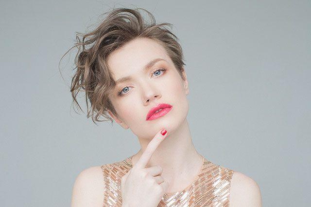 Вокалистка группы «Моя Мишель» Татьяна Ткачук.