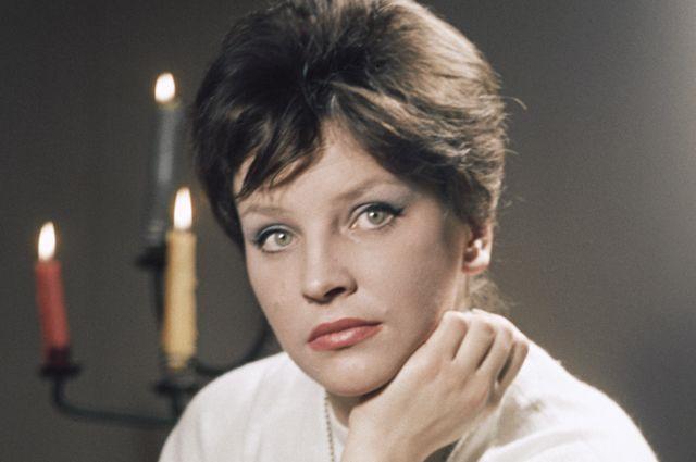 Эльза Леждей. 1964 год. ©