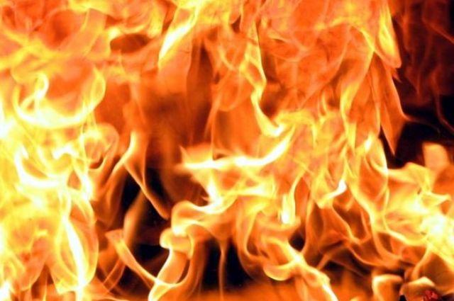 ВПуховичском районе напожаре погибли три человека