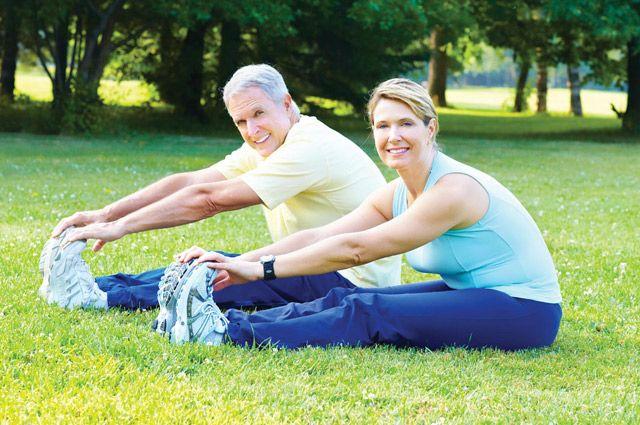 При физической активности также снимается нервное напряжение.