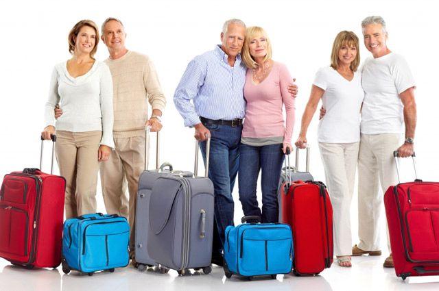 Идеальное путешествие - когда с большим багажом не устаешь.