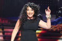 Певица поделится своим оптимизмом с поклонниками 25 февраля во время концерта во Дворце Республики.