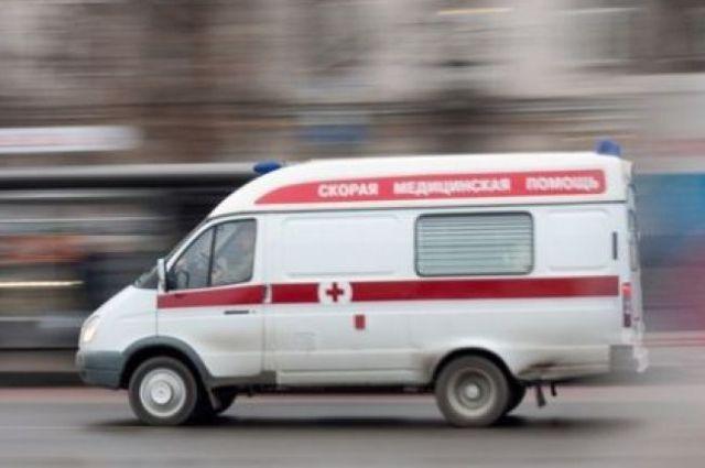 Наминской СТО произошел взрыв, пострадал один работник