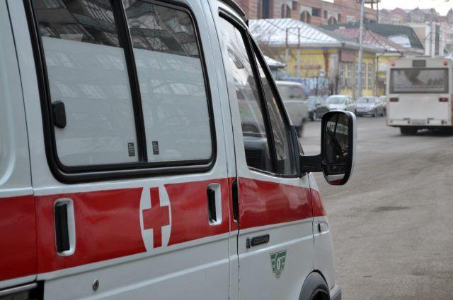 ДТП вСветлогорске: машина скорой помощи сбила 15-летнюю девушку
