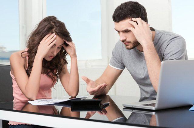 Прежде чем брать кредит, подумайте, как его потом отдавать.