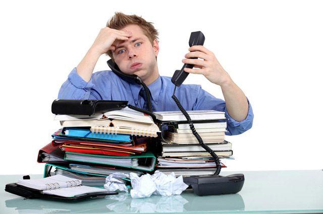 Cохранять высокую продуктивность в течение восьми часов работнику тяжело.