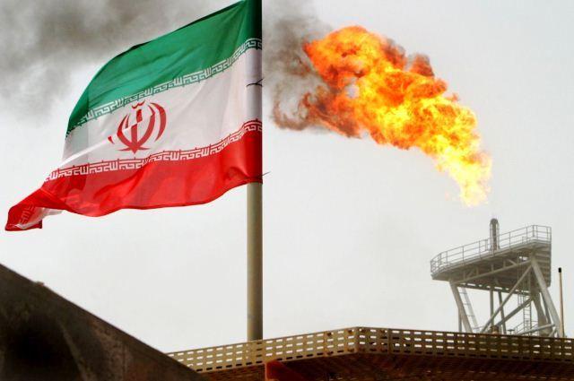 Иранская нефть прибыла наМозырский НПЗ