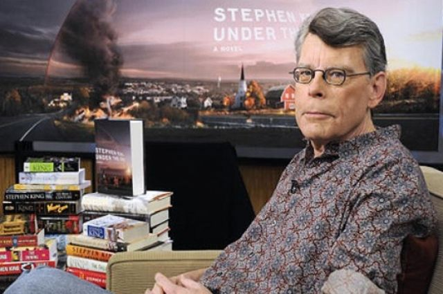 the role of stephen kings life in his works