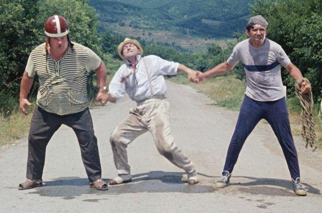 Добрую, местами наивную советскую киноклассику зритель готов пересматривать десятки раз.