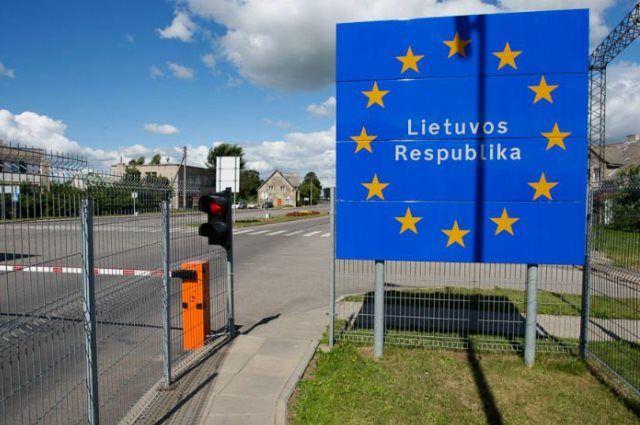 Выезда из Белоруссии ожидают около 700 фургонов