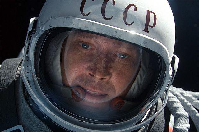 Евгений Миронов в фильме «Время первых».