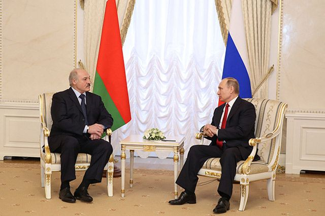 Евгений ОЛЕЙНИК «Мы договорились о совместных действиях по сохранению безопасности в наших государствах».