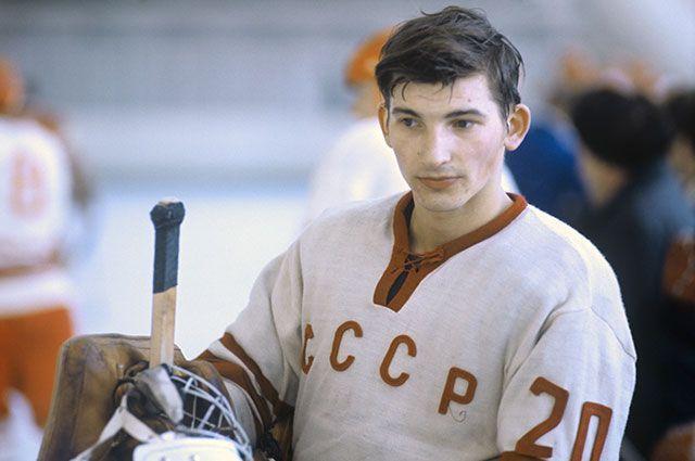 Владислав Третьяк, 1971 г.