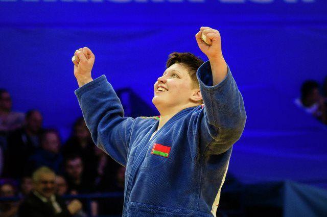 Украинка Яремка завоевала «серебро» начемпионате Европы подзюдо