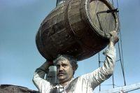Павел Луспекаев в фильме «Белое солнце пустыни», 1970 год.