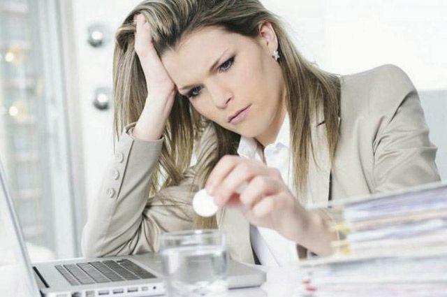 Если отдыха недостаточно, то и реакция на стресс будет неадекватной.