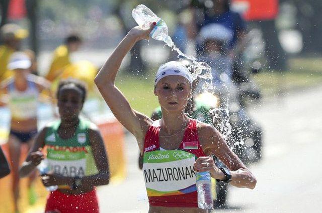 Ольга Мазуренок стремительно ворвалась в элиту мирового марафона несколько лет назад.