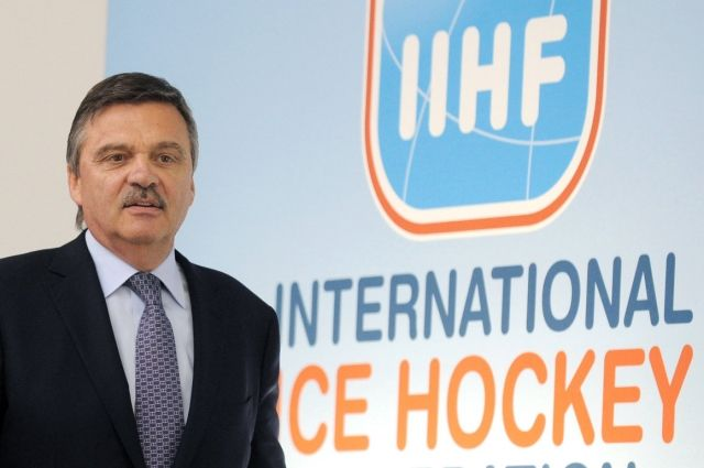 Руководитель IIHF извинился перед сборной Беларуси похоккею заинцидент собысками