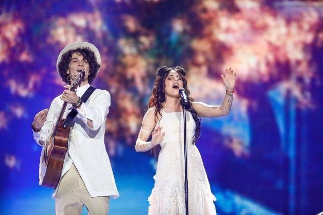 Группа Naviband сегодня выступит в полуфинале Евровидения