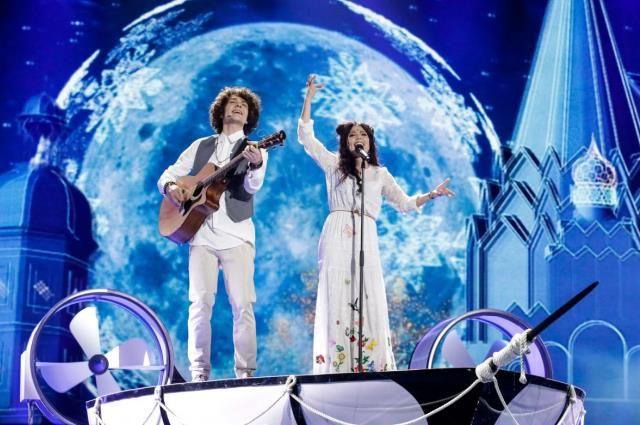 Белорусский дуэт NaviBand занял 17-е место вфинале «Евровидения-2017»