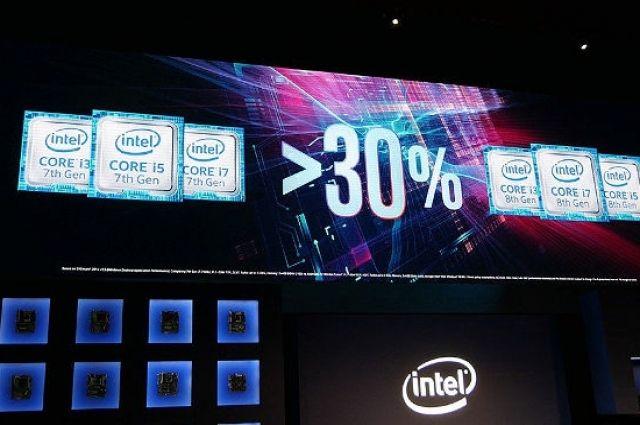 Процессор Intel Core i9 получил 18 ядер