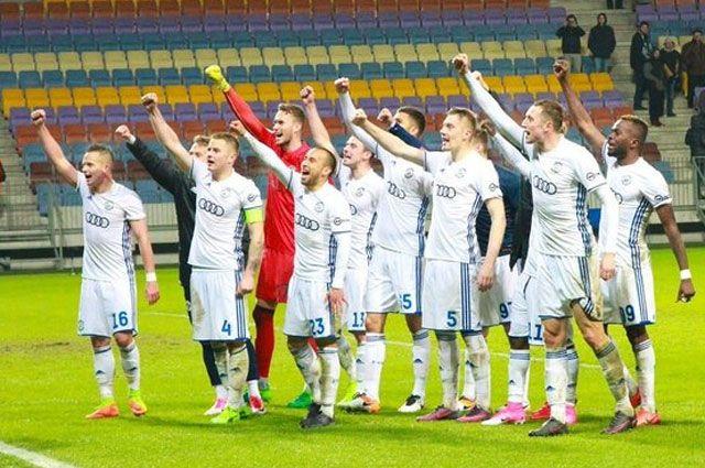 «Шахтер» ибрестское «Динамо» сыграют вфинале Кубка Беларуссии пофутболу