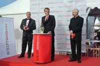 Николай Лавренюк получает специальный приз жюри конкурса ScripTeast.