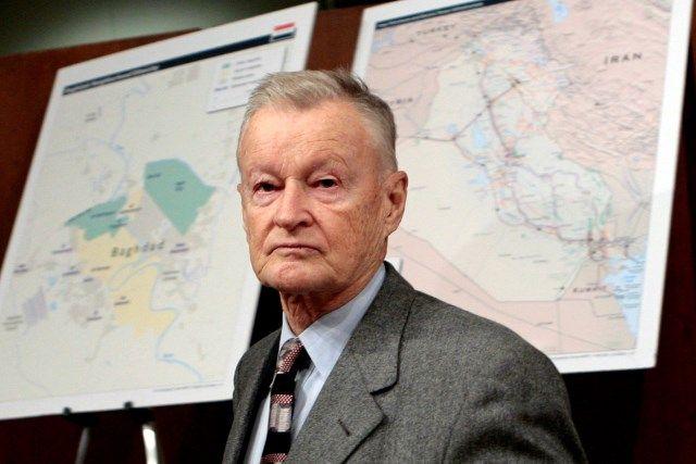 ВСША скончался политолог иэкс-советник Картера Збигнев Бжезинский