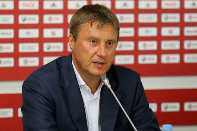 Хацкевич— новый главный тренер Динамо