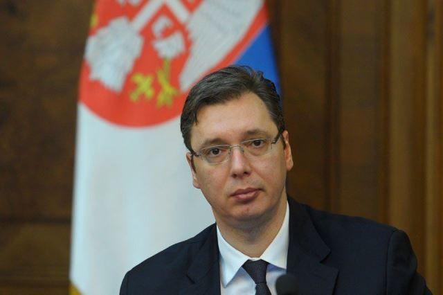 Александр Вучич вступил вдолжность президента Сербии