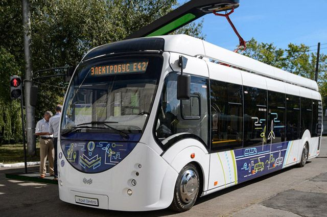 Проездной на троллейбус пока действует и в электробусе.