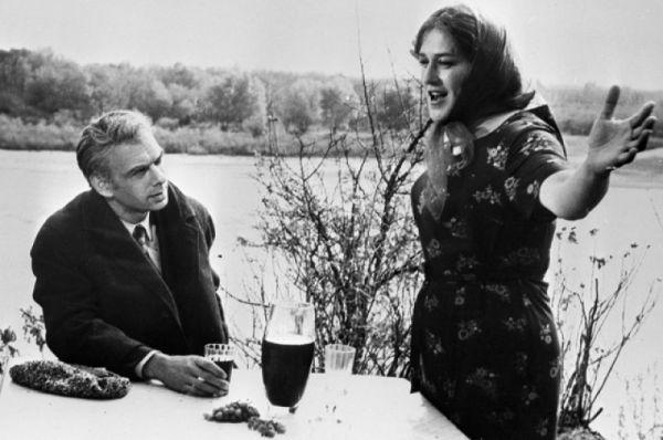 «Возврата нет», 1973 год. Алексей Владимирович Егоров.