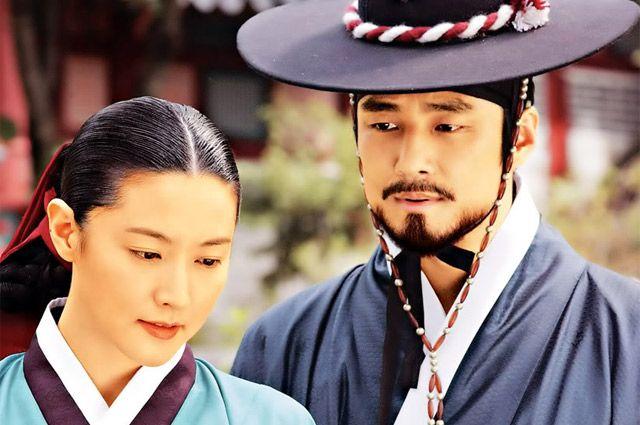 События 54-серийной драмы разворачиваются в XVI веке в Корее.