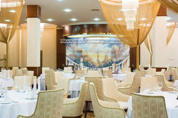 Ресторан «Столица».