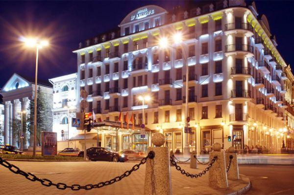 Отель «Европа».