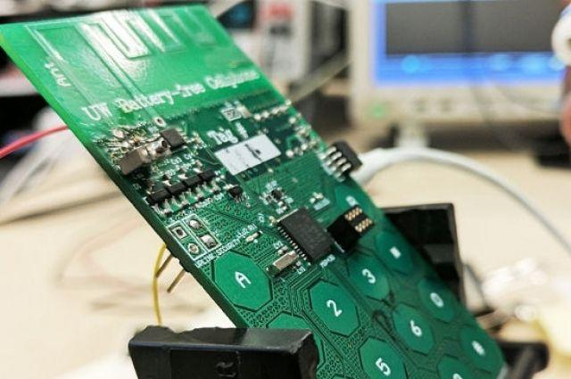 Создан мобильный телефон, способный работать без аккумулятора