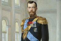 Николай II, портрет.
