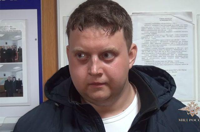 Илья Сидоров.
