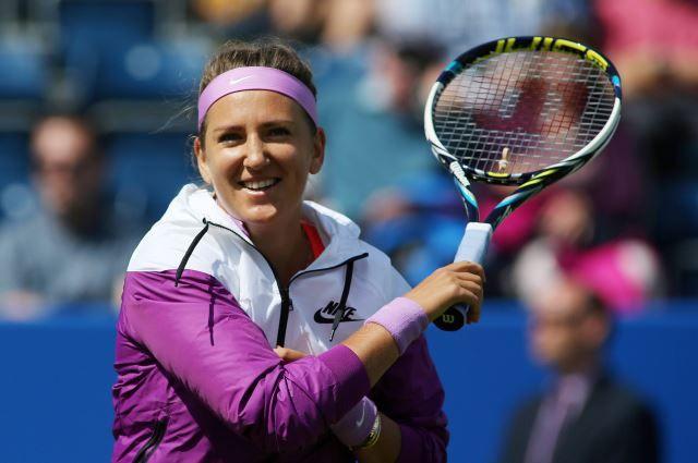 Арина Соболенко пробилась восновную сетку Уимблдонского теннисного турнира