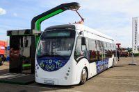 Белорусские электробусы.