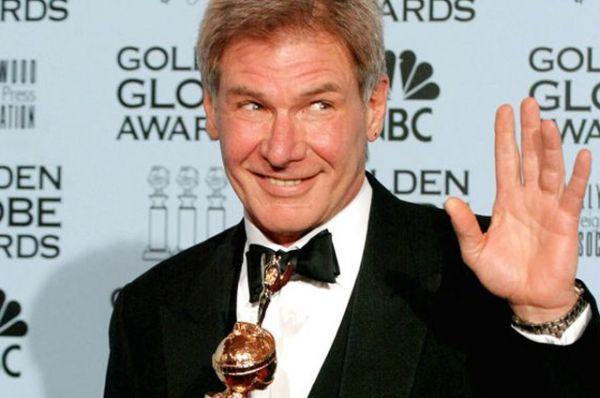 В 2002 году Харрисон Форд удостоился почетного «Золотого глобуса» за вклад в развитие кинематографа.
