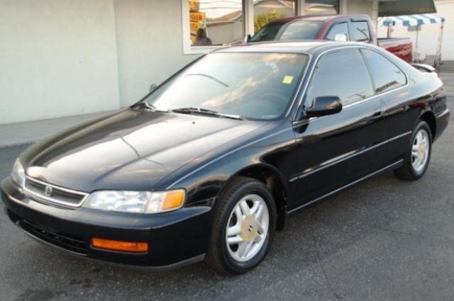 Honda Accord 1997 года выпуска