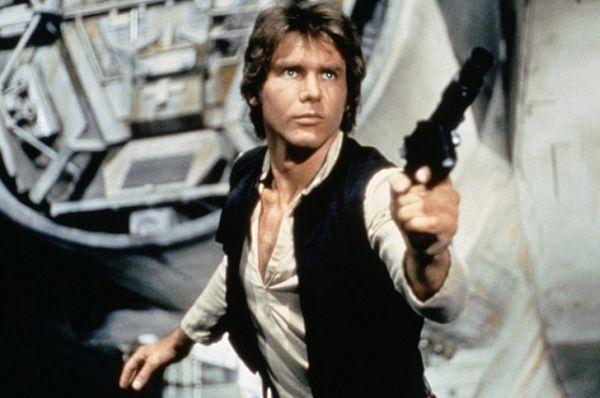 Роль контрабандиста Хана Соло в первой части «Звездных войн» (1977 г.) сделала из Форда настоящую кинозвезду. Впоследствии актер вернется к этому образу в трех продолжениях космической саги.