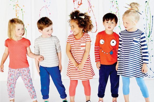 Как выбрать правильную одежду для детей | Полезный выбор | АиФ ...
