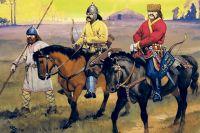 Вел Русич беглецов в свои родные земли.