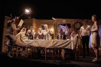 Настоящим подарком международной программы «ТЕАРТа» в этом году станет спектакль «Иванов» московского Театра Наций в режиссуре Тимофея Кулябина.