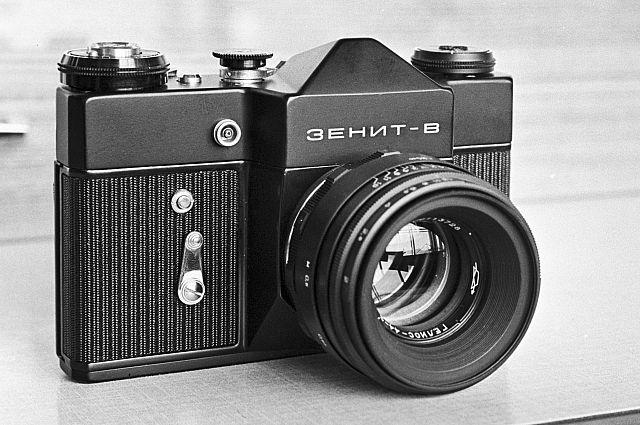 В РФ хотят возродить производство фотоаппаратов «Зенит»
