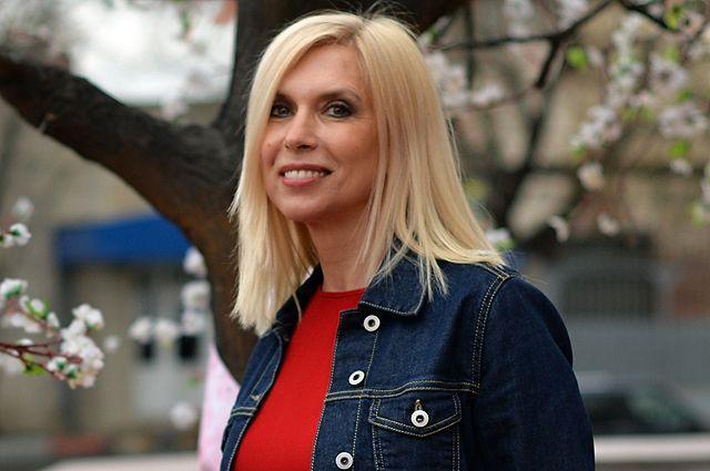 Алёна Свиридова.