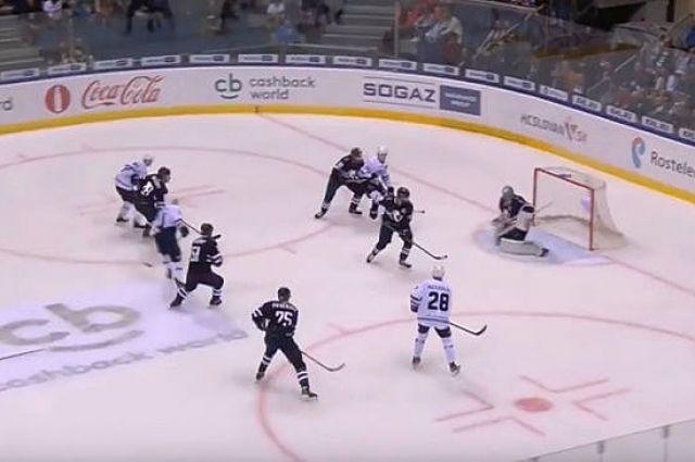 Минское «Динамо» проиграло четвертый матч подряд вКХЛ