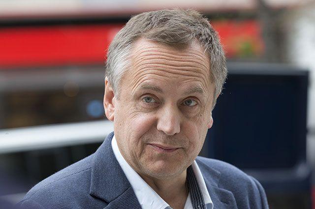 Андрей Соколов.